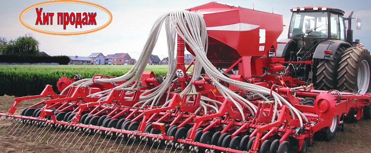 Агрегат почвообрабатывающе посевной многофункциональный АППМ-6