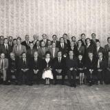 Руководство и гости завода на праздновании 25-летия